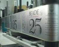 A la venta nuestro vino Beade 25 Autor