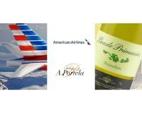 Bodegas A Portela, proveedor de American Airlines en su clase Business